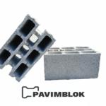 blocco in pomice e cemento da 30 per tamponatura isolante per esterno a Palermo Sicilia